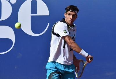 Atp Sardegna, Lorenzo Musetti è in semifinale: sconfitto anche Hanfmann