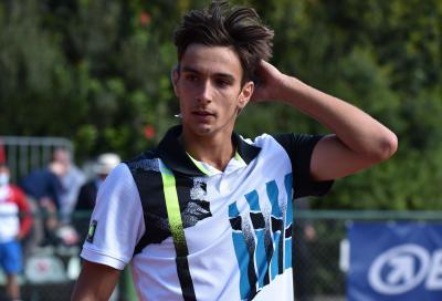 ATP Sardegna 2020: Musetti costretto al ritiro al terzo set per problemi al gomito, Djere in finale