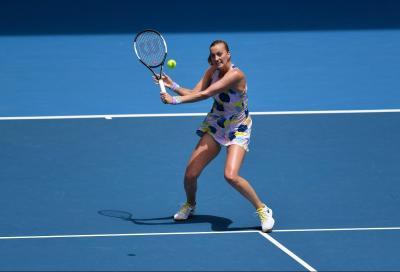 """Kvitova salta Ostrava e mette fine al suo 2020: """"È stato un anno difficile"""""""