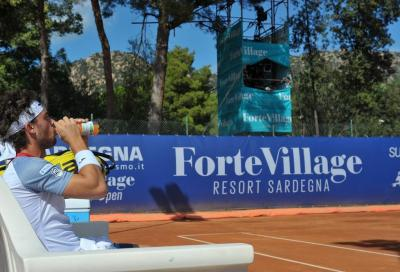 """Sardegna Open, Cecchinato: """"La strada è quella giusta, peccato per oggi"""""""
