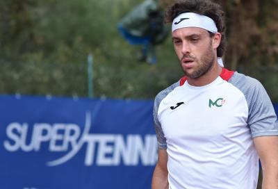 Ranking ATP aggiornato: Cecchinato tra i primi 80, balzo in avanti di musetti