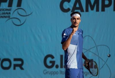 ATP Vienna: Sonego batte Miedler e supera il primo turno di qualificazione