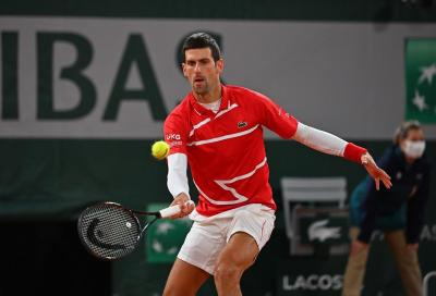 Djokovic pronto all'esordio a Vienna: