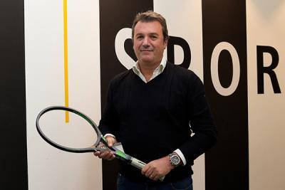 """L'appello di Camporese a Spadafora: """"Il tennis si può giocare in sicurezza"""""""