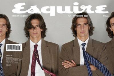 """Lorenzo Musetti sulla copertina di Esquire: """"Niente Tik Tok o discoteche"""""""