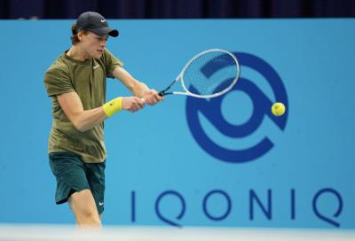 ATP Vienna 2020: Sinner si ritira dopo tre game, avanza Rublev