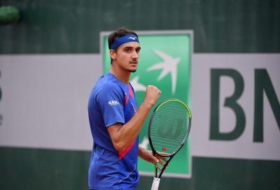 Atp Vienna: Sonego fa l'impresa e batte Djokovic, è in semifinale