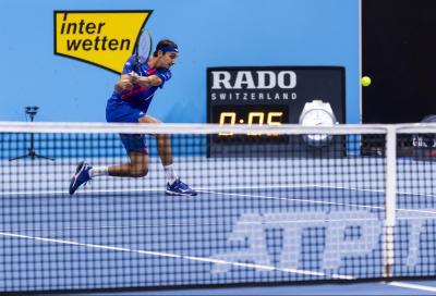 ATP Vienna 2020, Sonego da sogno: Evans strapazzato, sarà finale con Rublev