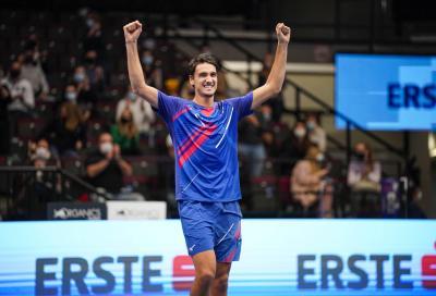 Masters 1000 Parigi Bercy: Sonego sul velluto all'esordio, Bublik battuto in due set