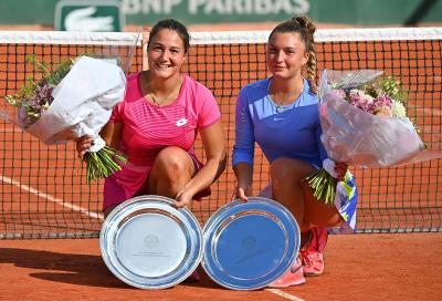 """Eleonora Alvisi: """"Vittoria bellissima al Roland Garros. Io e Pigato non dovevamo entrare"""""""