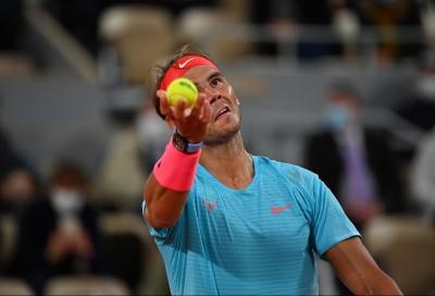 Masters 1000 Parigi Bercy: Nadal supera Thompson. Avanzano Medvedev e Schwartzman