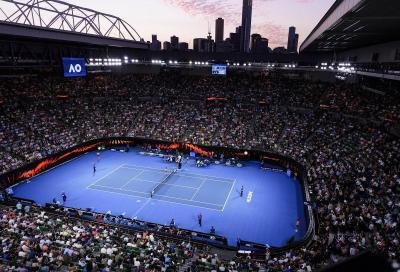 Australian Open, la lettera mandata ai giocatori: ancora nessuna svolta, impossibile bolla come a New York