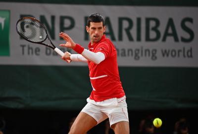 """Djokovic numero 1 a fine anno per la sesta volta: """"Un sogno eguagliare Sampras"""""""