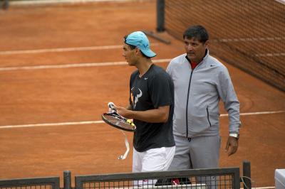 Toni Nadal nel team di Victor Font, candidato presidente del Barcellona