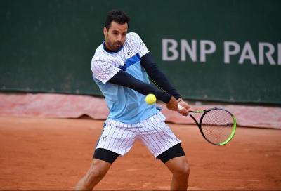 ATP Sofia, il programma di lunedì 9 novembre: debutto per Travaglia e Caruso