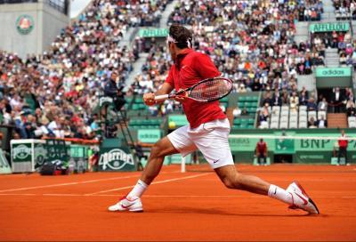 Asta da record, la racchetta di Federer venduta a più di 55 mila dollari
