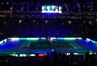 ATP Finals, il protocollo: i giocatori potranno spostarsi dall'albergo solo in macchina