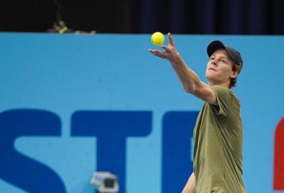Sofia: Sinner sfida Mannarino, in palio la prima finale ATP
