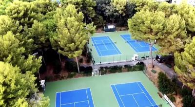 Lubrano Tennis, un'Academy a tutto campo