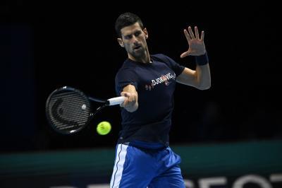 Atp Finals: tutto facile per Djokovic all'esordio, dominato Schwartzman
