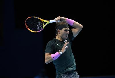 ATP Finals: il programma di martedì 17 novembre, Nadal sfida Thiem