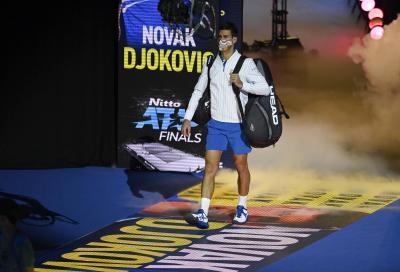"""Djokovic: """"Atp non vuole Ptpa. Tutti scrivono che sono ipocrita ma ci sono abituato"""""""