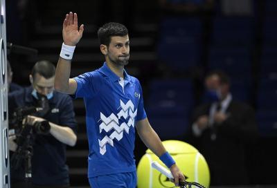 Atp Finals: il programma di venerdì 20 novembre, pomeriggio di fuoco Djokovic-Zverev