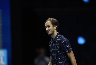 Medvedev vince le ATP Finals: battuto Thiem in tre set