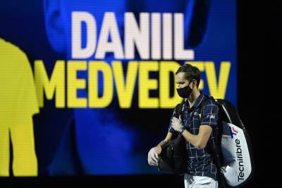 Ranking di fine stagione: Djokovic in testa, Medvedev si avvicina a Thiem