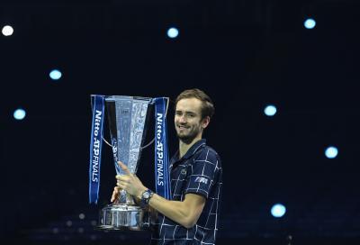 """Medvedev sugli Australian Open: """"Se dovessimo stare 14 giorni in camera nessuno ci andrà"""""""