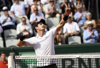 """Andy Murray: """"Spero che i tennisti si vaccinino per il bene dello sport"""""""