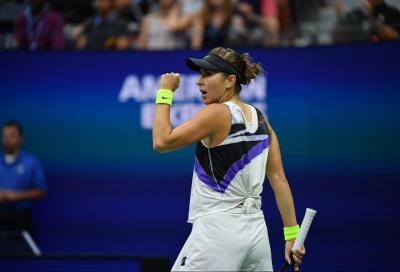 Belinda Bencic lancia l'invito a Federer: