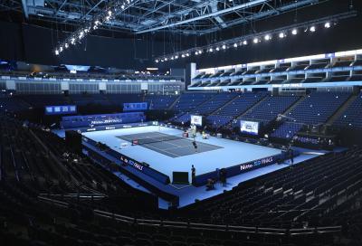 ATP Finals: Londra chiude con 850 milioni di audience in più di 175 paesi