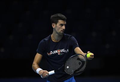 Djokovic mette a disposizione gratuitamente i campi del suo Tennis Center