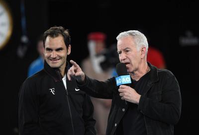 Federer annuncia il ritorno dei cappellini marchiati RF