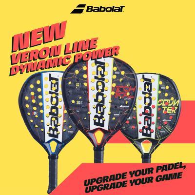 Padel: Babolat presenta la nuova gamma Veron