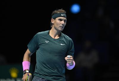 Rafael Nadal omaggiato con la Gran Croce dell'Ordine del 2 maggio