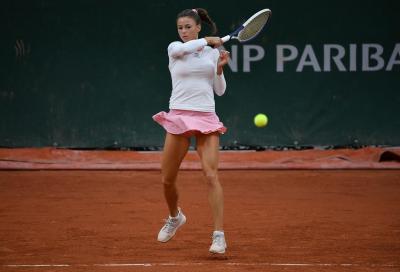 Il tabellone dell'ITF di Dubai: ci sono Camila Giorgi e Jasmine Paolini