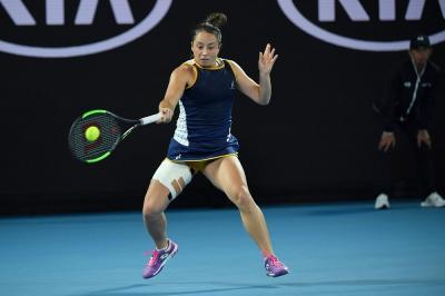 ITF Dubai 2020: out anche Cocciaretto, netto ko con Cirstea