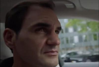 Federer con Hamilton nel nuovo spot Mercedes (VIDEO)