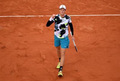 Jannik Sinner è l'atleta in top 50 con più posizioni guadagnate