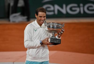 """Nadal vince il premio sportività: """"Voglio essere ricordato come una bella persona"""""""