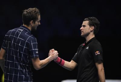 Il 2020 nel circuito maschile: poche partite ma tante novità, aspettando Federer...