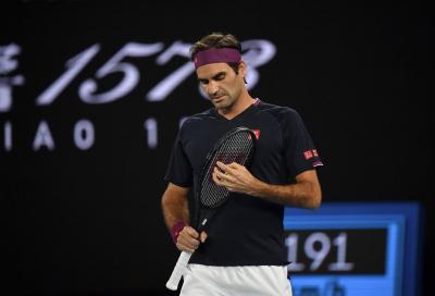 Roger Federer non giocherà gli Australian Open 2021