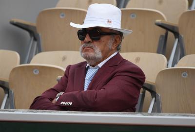 """Ion Tiriac: """"Serena Williams dovrebbe avere la decenza di ritirarsi"""""""