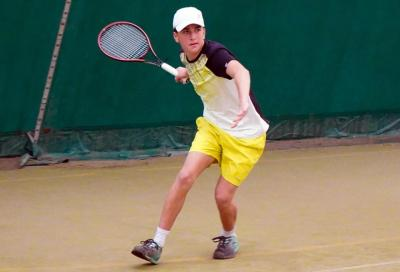 "Lemon Bowl, Andrea De Marchi punta al tris: ""Soddisfatto del mio tennis"""