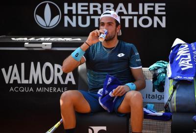 Il tabellone dell'ATP di Antalya 2021: presenti Berrettini, Fognini e Travaglia