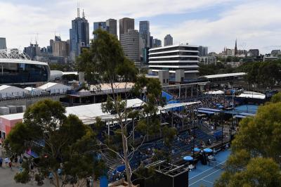Australian Open, noleggiati 18 aerei con capacità al 20% verso Melbourne