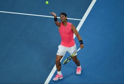 Australian Open: Nadal, Djokovic e gli altri big in quarantena ad Adelaide