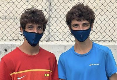 Joan e Toni Nadal, a Manacor è prima vittoria tra i professionisti